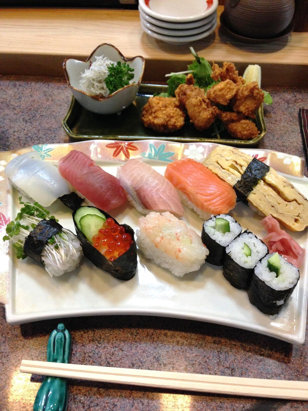 迷ったらここ!吉祥寺の寿司がおすすめの人気店 | ヒトサラ