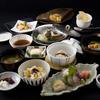 和食懐石 中神 - 料理写真:桐懐石。懐石料理なので順番に一品一品お出しします。