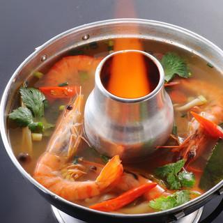 ★世界三大スープのトムヤムクン