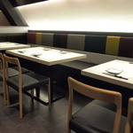otanto料理人W - 隣席とつなげることで12名様までお座り頂けます。