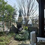 3110109 - 窓から見える庭