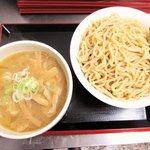 松尾 - 料理写真:つけ麺 (特盛)