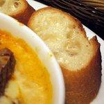 田町 イタリア食堂 LA CAVERNA - ラザニア
