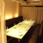 黒猫cafe - 半個室貸切最大26名様まで利用可能