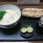 31100932 - ちく天おろしうどん(2014.09)