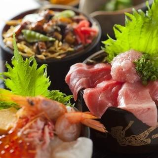【産地直送のこだわり】鮮度抜群の海鮮を使用した海鮮丼専門店