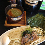 31108278 - つけ麺全部のせ 1130円 (2014.09現在)