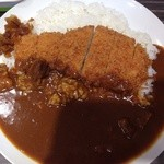 井泉 - ロースかつカレー ¥872