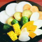 焼肉すみび屋 - 野菜焼