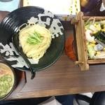 維新 - 2014.9 海鮮つけタン麺 1200円→お試し価格1000円