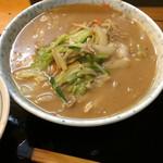 京華 - 味噌ラーメン