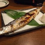 ももじろう - 秋刀魚塩焼き