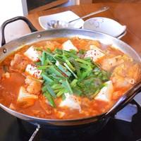 韓国家庭料理 アンニョン -