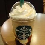 スターバックス・コーヒー - キャラメル & プディング フラペチーノ®:540円