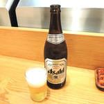 天銀 - 瓶ビール