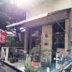 シナモンカフェ - 入口