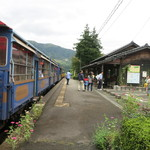 31126132 - [new]ホームにトロッコ列車がやってきました!