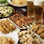 鳥貴族 - 料理写真:みんなでニワトリパーティ!!