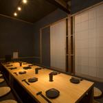 串かつ 和音 - 大人数には広いお座敷もご用意しております。