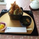 日本料理 音羽 - 天重