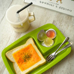 cafe N24 by kodomosekai - お子様チーズトーストセット