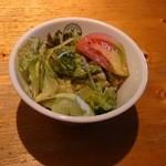 ヒッコリー - サラダ