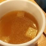 ブラチェリア バーヴァ - スープ