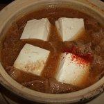 寿司の松川 - 土鍋の中身はたっぷり入っています