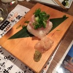 Uogashisakabaekimaehamaken - ねぎとろのっけ寿司