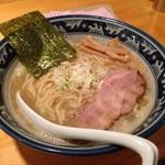 ○心厨房 - 20140924 塩らーめん