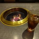 菜好牛 - 黒ウーロン茶:300円