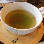 カフェピボディ - スープ