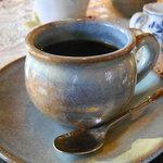 カフェピボディ - ホットコーヒー
