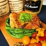 串バル - 有名地鶏ステーキ