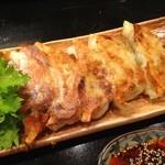 小料理 味菜 - 餃子(10/1追加)