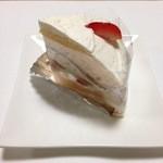 マミー - ドームショートケーキ/200円(税込)