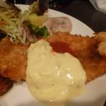 セブンストック - 白身魚のフライ