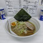 嘉門 - 塩ラーメン(780円)