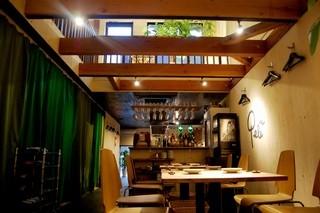 鉄板焼とワイン×日本酒 COCOLO 新福島店 - 2Fテーブル最大18名様までご案内可能です☆