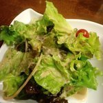 ロージン - ナシゴレンのサラダ