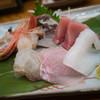 Oyaji - 料理写真:お刺身盛り合わせ