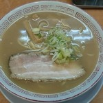 拉ノ刻 - 2014/10 醤油ラーメン