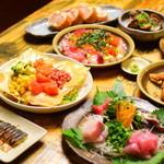 旬彩料理 GENKI屋 - 宴会もどうぞ