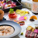 和食酒場 風花 - 料理写真:飲み放題コースは4000円から御用意しております!