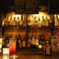 隠れ家bar PTN - ノンアルコールカクテルも含めると約500種類のカクテルを提供できます。