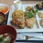 ベストウェスタンホテル仙台 - 料理写真: