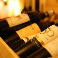 隠れ家bar PTN - おいしいお手軽なニューワールドの赤ワインを数多く取り揃えています。