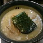 麺匠 呉屋 - 汐そば¥720