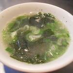 韓国亭豚や - スープ