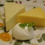 31168401 - ルーモス&クリームチーズケーキノーランドのハーフサイズ